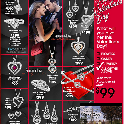 Valentine's IDC