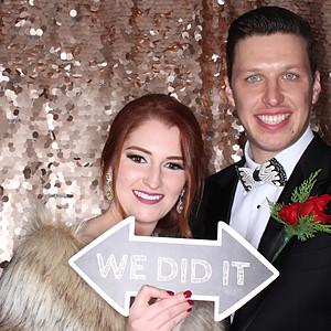 Kristen + Daniel Wedding