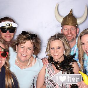 Mattie + Flip | Wedding Photo Booth