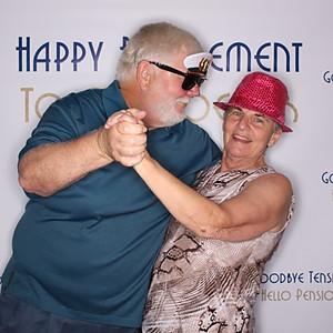 David's Retirement Party
