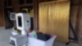 MVP Photo Booth Charleston Open Air