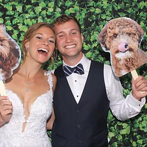 Nick and Amanda Wedding