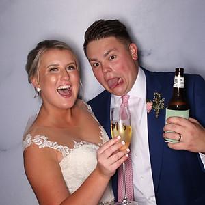Maddie + Chris Wedding