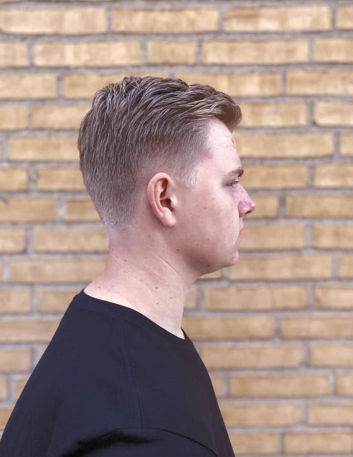 Herre klip Trend of Hair