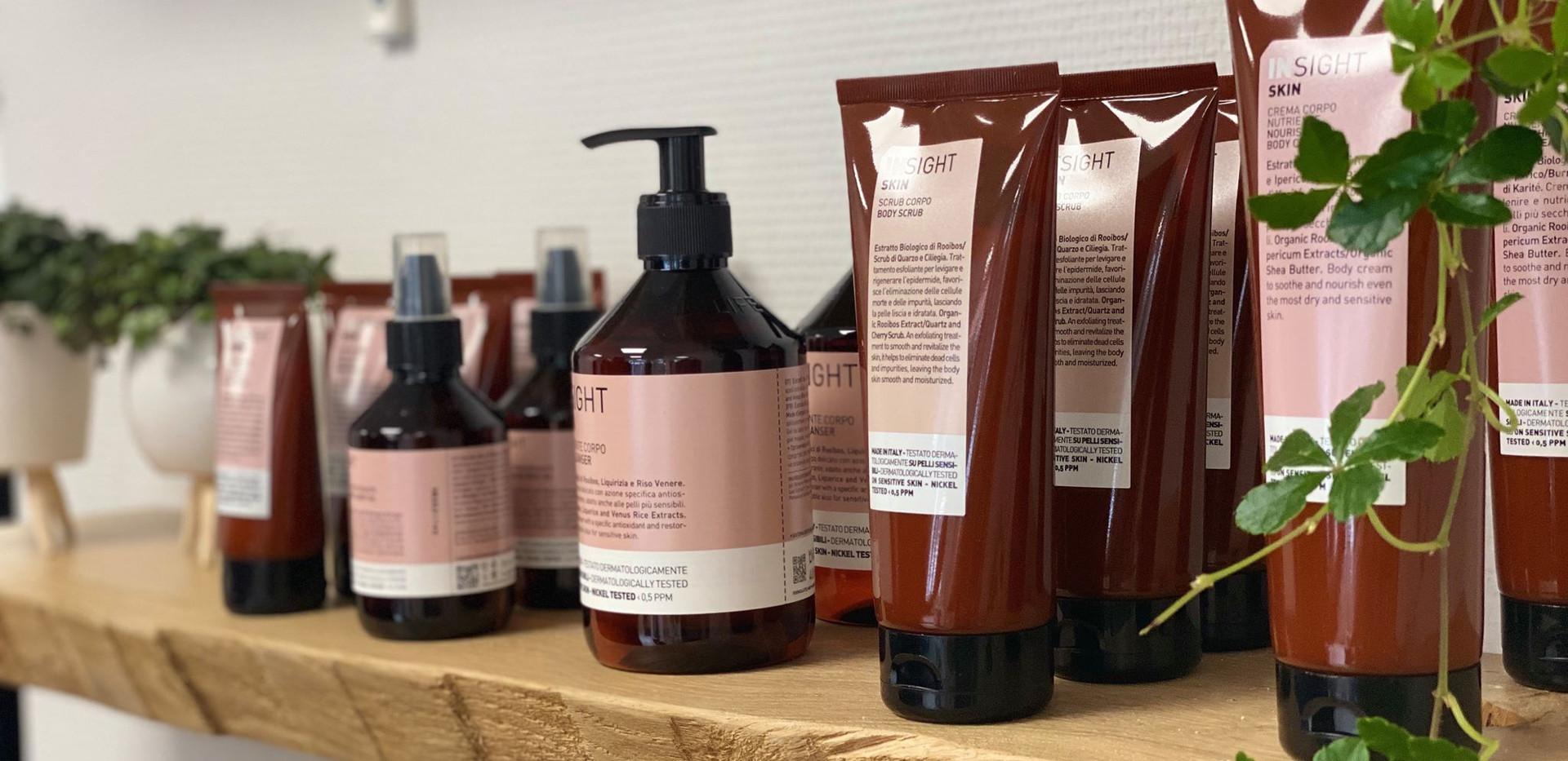 Trend of hair INsight produkter