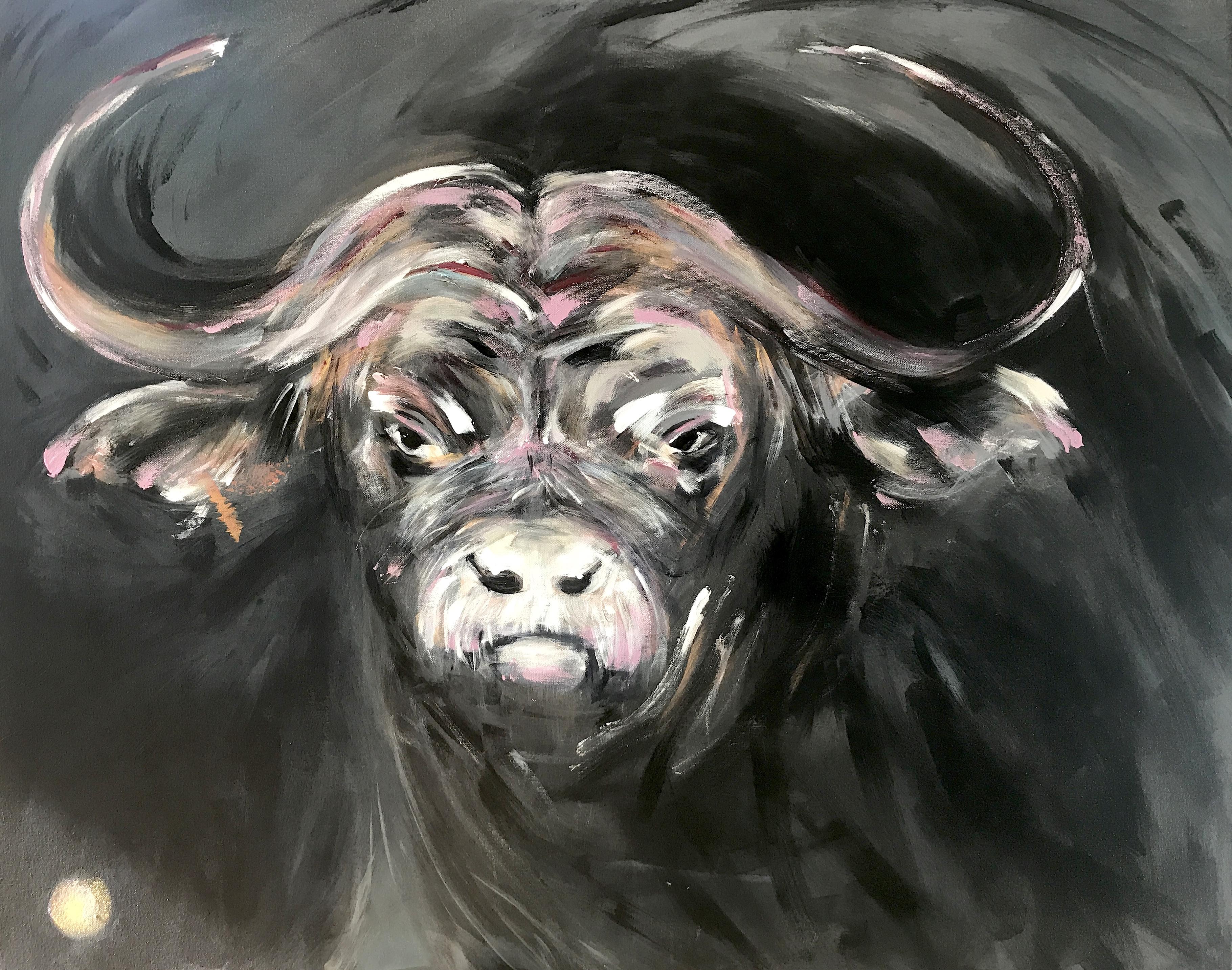 Buffalo_80x100cm