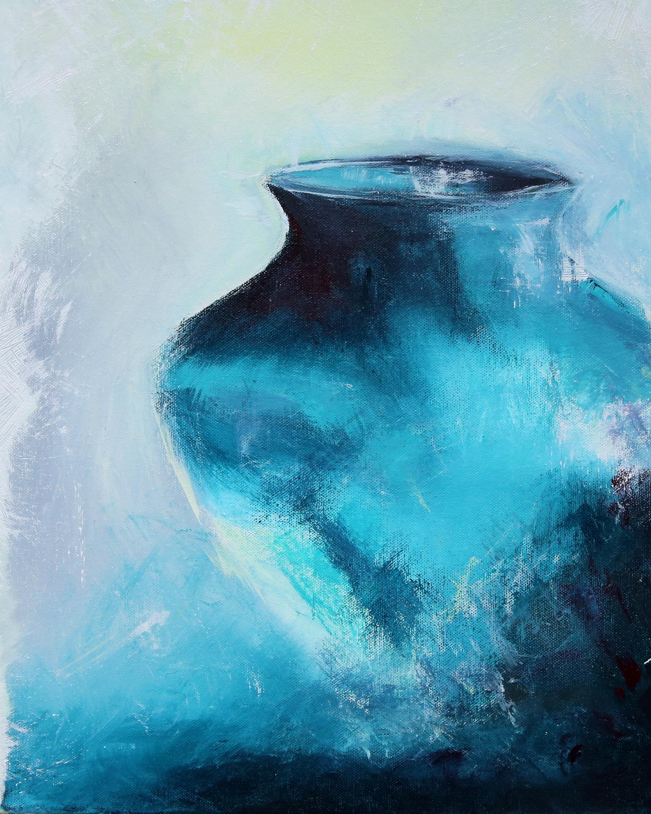 Reflexion turquoise