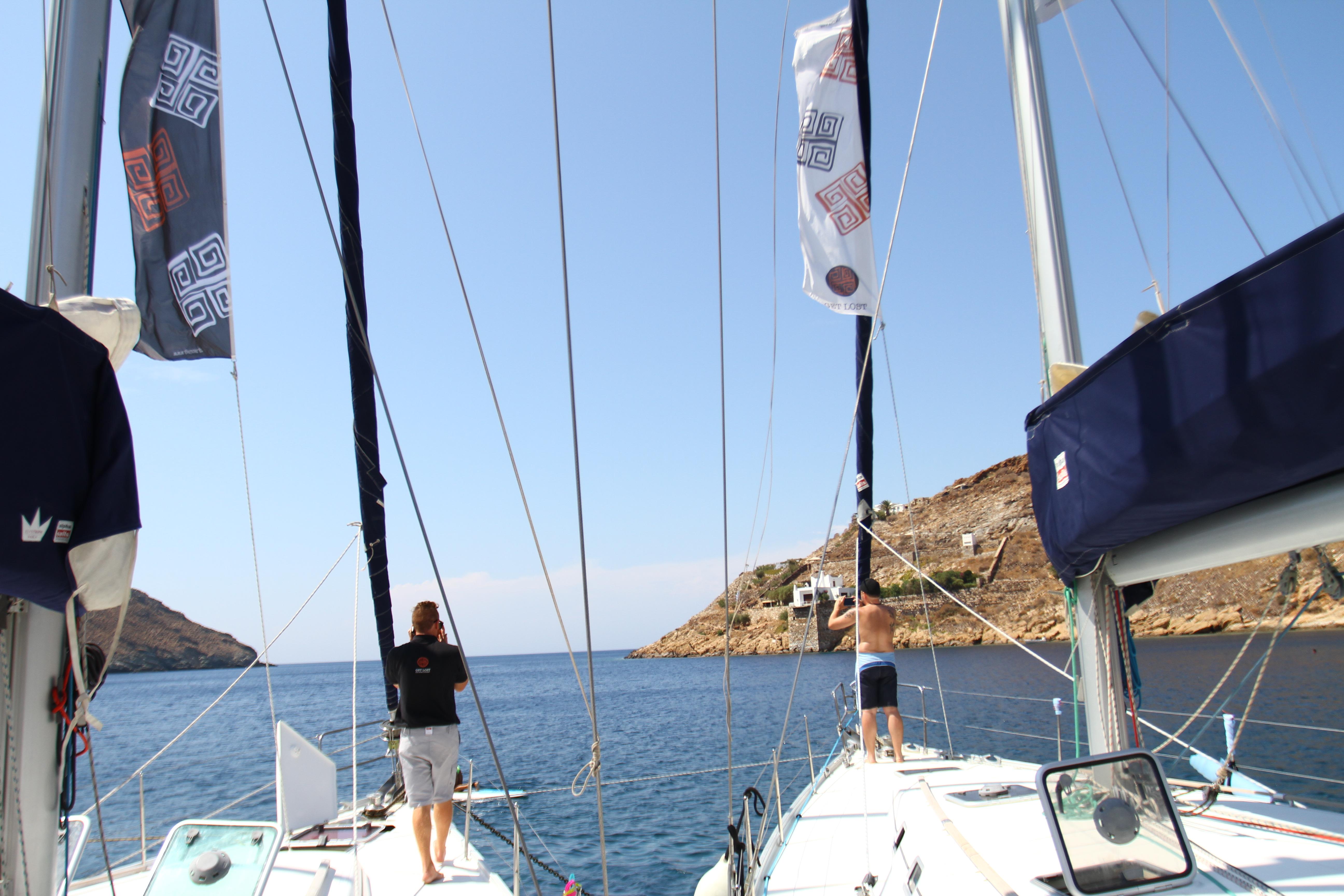 life in a flotilla