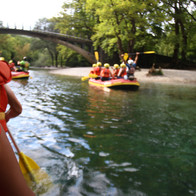 Adventure Rafting River Greece