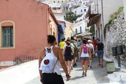 Stroll around the greek cyclades