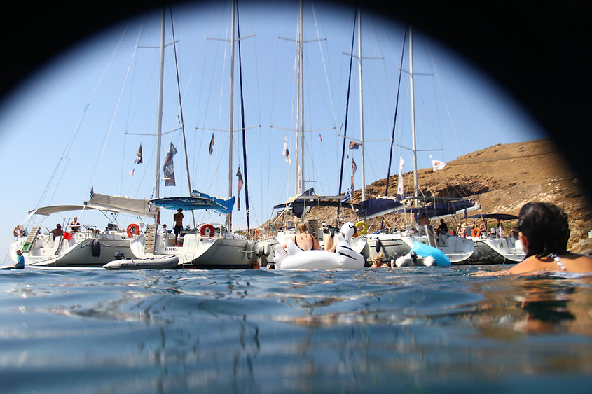 Adventure Travel Sailing Yoga Retreat Gr