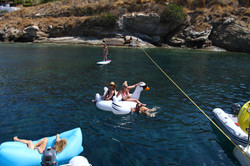 Have fun in secluded coves