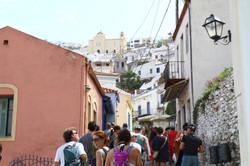 explore Greek villages