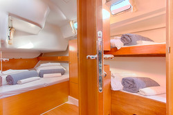 Bank Bed Cabin