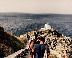 Explore Greek Island Culture