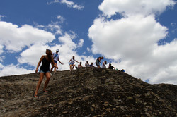 Climb mountaitops