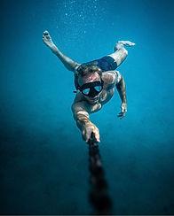 Underwater Anchor Grip