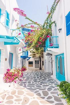 Sifnos Alleys