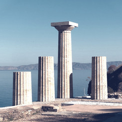 Ancient Monument of the Greek Heritage