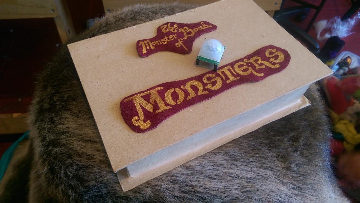 Hackwarts Monster Book of Monsters