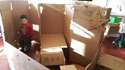 Cardboard Palace