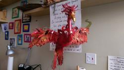 My phoenix flamingo.