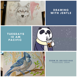 Drawing with Jentle