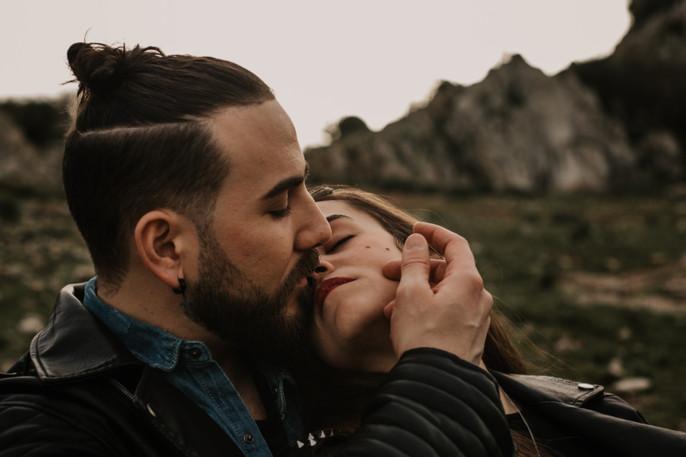 CRISTINA Y PACO ROMANCE