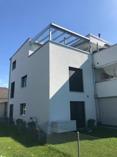 Bauteam11| MFH Subingen | Fassade