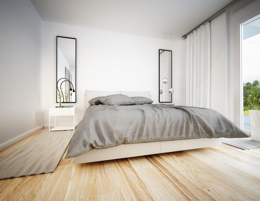Bauteam11| MFH Deitingen | Schlafzimmer