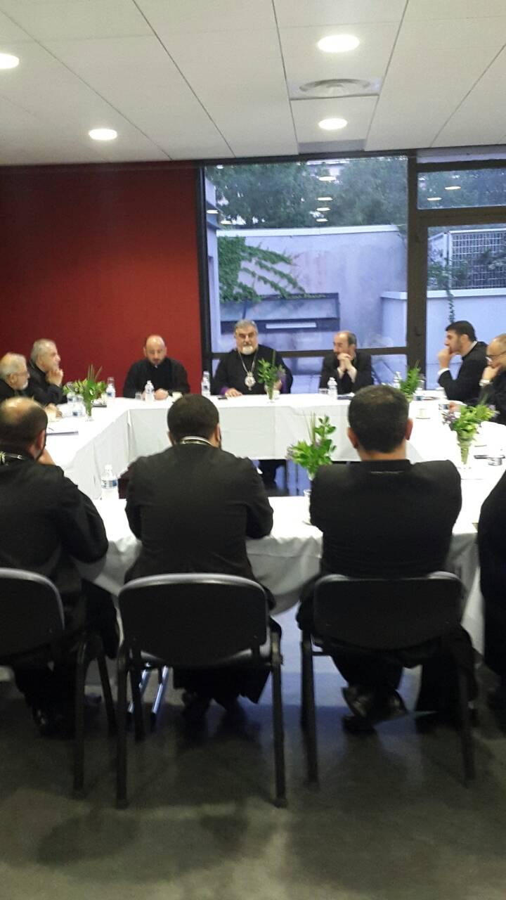 Clergy Retreat 3 - 2018