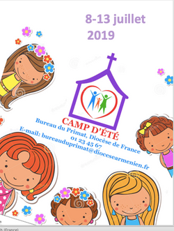 Colonie Camp 2019 - Clipart