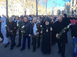 Protestation Janvier 2015