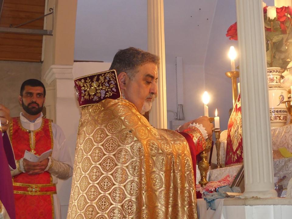 St Tateos - Badarak Bp Vahan and Ter Der