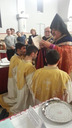 Ordination Suplement