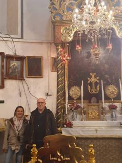 Pilgrimage 2nd Day Bthlehem 1