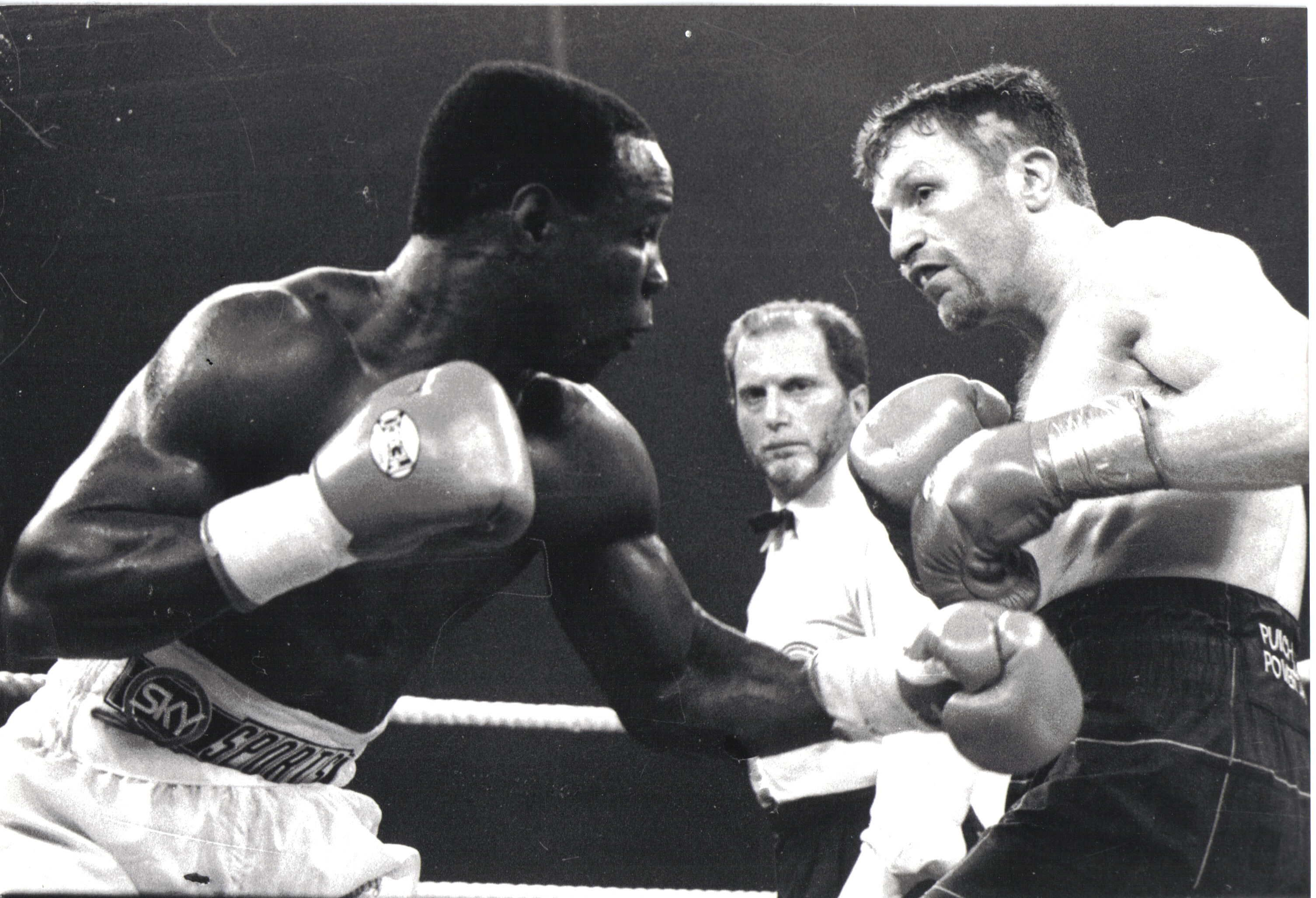 COLLINS V EUBANK 1995 IRELAND