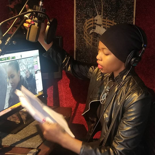 image of Candace Monae Smith short film project