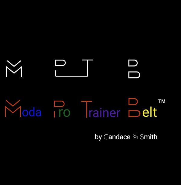 moda pro trainer belt