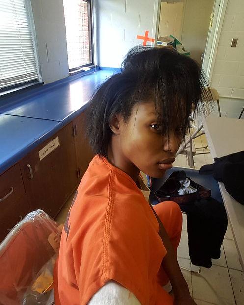 image of Candace M Smith on Orange is The New Black