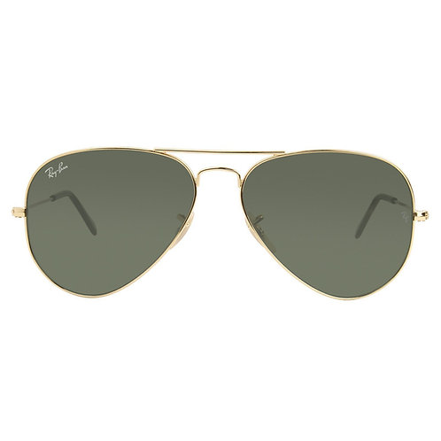 Ray Ban RB3025 181 Gold/Green
