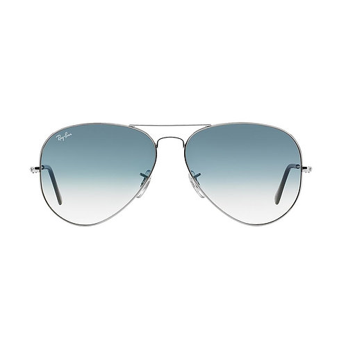 Ray Ban 3025 0033F Aviator Metal