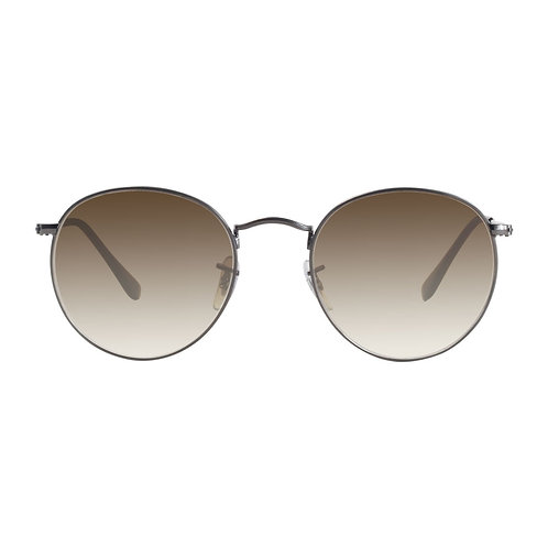 Ray Ban RB3447N 004 Gunmetal Brown