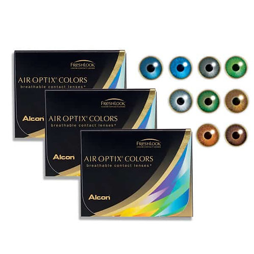Alcon Air Optix Color