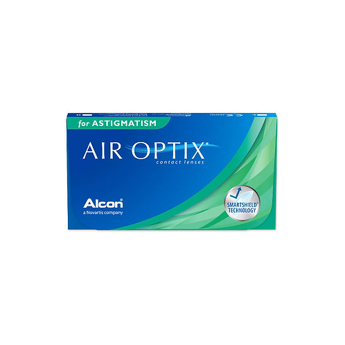 Alcon Air Optix TORIC (Astigmatism)