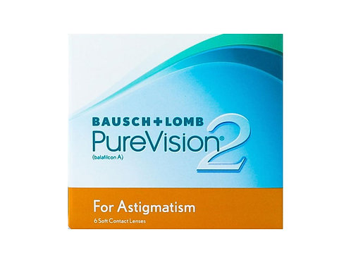 Bausch + Lomb PureVision HD 2 TORIC (astigmatism)