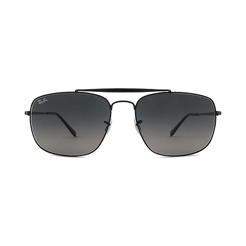 Ray Ban RB3560 02/71 Black/Blue The Colonel