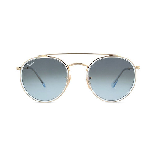 Ray Ban RB3647N 91233M Gold/Blue