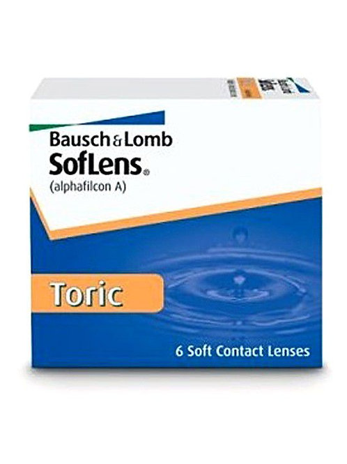 Bausch + Lomb SofLens Toric (Astigmatism)