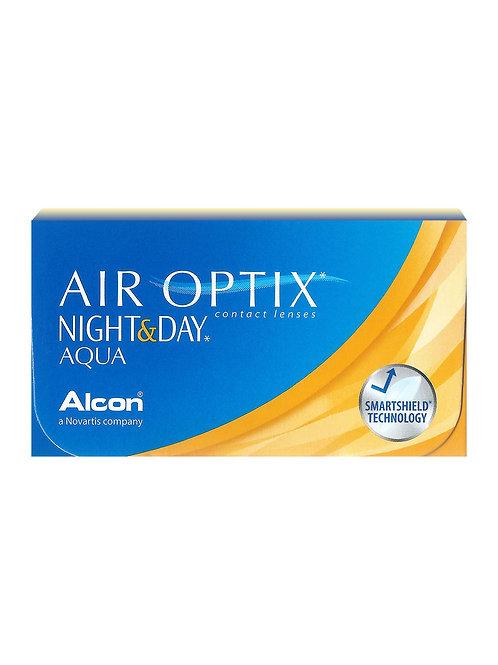 Alcon Air Optix Night and Day AQUA